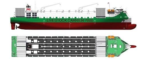 livestock 7000