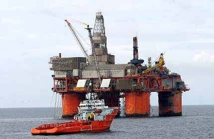 In terms of offshore energy, almost half of the oil extracted will come from deepwater fields