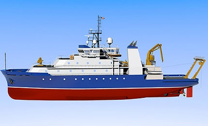 Armstrong-Class auxiliary general oceanographic research (AGOR) vessels