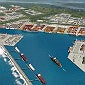 The mega-port is intended to address concerns about Nigeria's port capacity