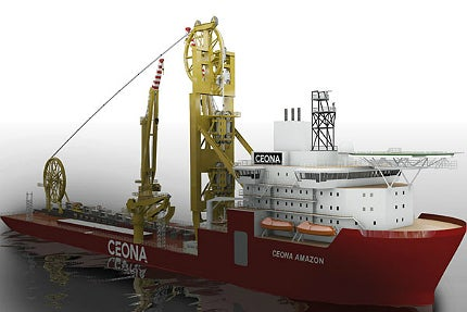 The vessel will comply with the 'special purpose ships' safety code