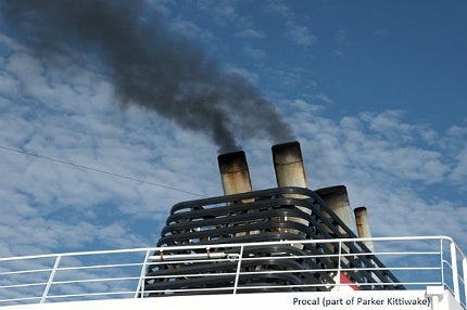 ship emissions are set to face increasingly tougher control in the coming years