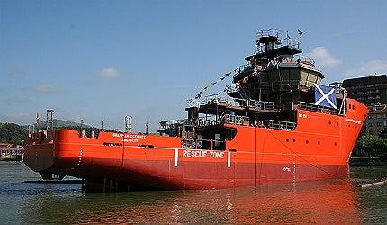 Grampian Defiance D-Class vessel
