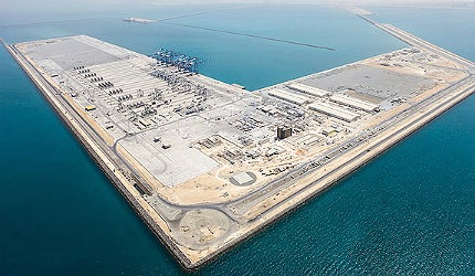 The project is expected to diversify the economy of Abu Dhabi