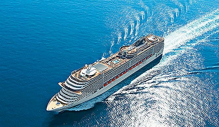 MSC Divina was delivered to MSC Cruises on 19th May 2012