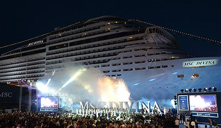 MSC Cruises' new ship