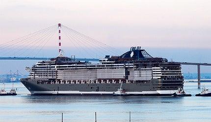 MSC Preziosa Cruise Ship, Fantasia Class