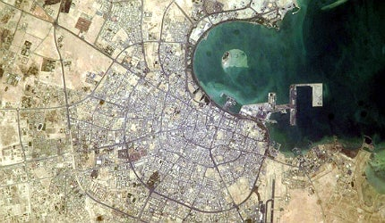The port will replace facilities in Doha which are becoming overcrowded