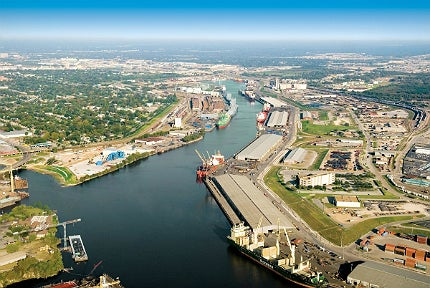 Securing the Houston Ship Channel