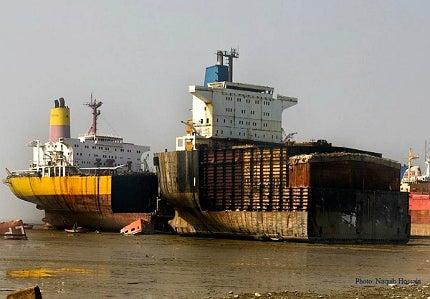 EU regulations on ship recycling