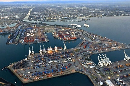 Shore power is a key contributor to less pollution at the port