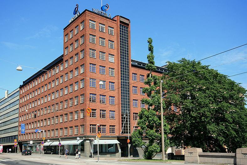 Wartsila Headquarter