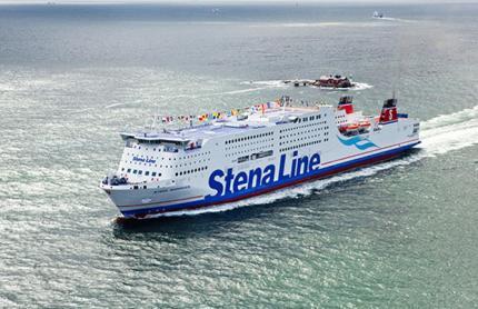 Stena Germanica RoPax Ferry