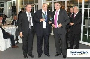 Luis Vilches Collado, Pedro Garaygordóbil and José María Sánchez Carrión