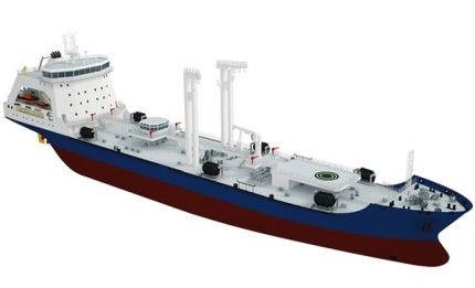 Academician Pashin medium-sized tanker