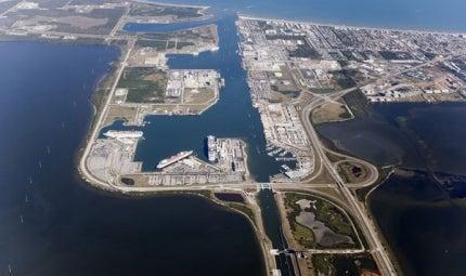 Port Canaveral, Brevard, Florida