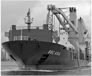 Casar Special Steel Wire Ropes for Deck Cranes