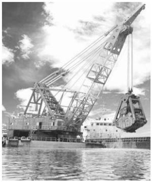 Special Steel Wire Ropes for Floating Grab Cranes