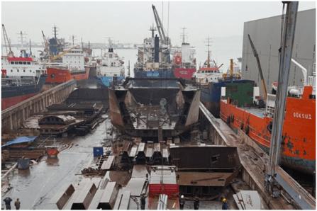 Atlantis tanker group ballast water treatment