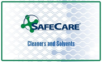 SAFECARE Cleaners and Solvents