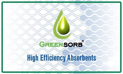 GreenSorb High-Efficiency Absorbent