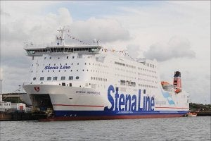 Stena Line estimates that thanks to the shore connection solution they have cut their power bill by 50%.