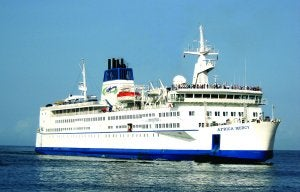 Seagull has donated software to the operator of the world's largest governmental hospital, Mercy Ships.