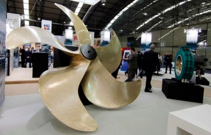 Fixed-pitch propeller