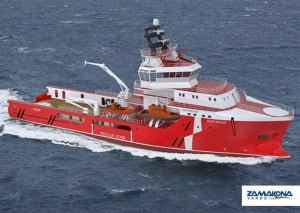 Atlantic Offshore vessel
