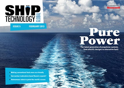 Ship Technology Global: Issue 5