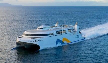 Francisco ferry