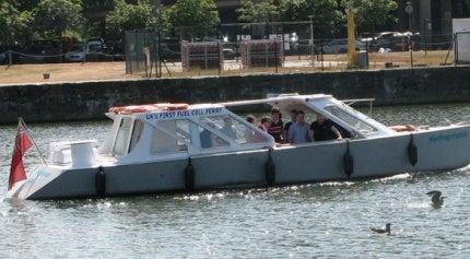 Hydrogenesis ferry