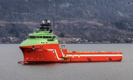 MV Juanita Platform Supply Vessel - Ship Technology