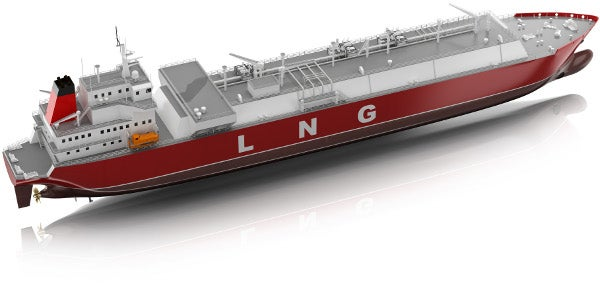 ABB LNG vessel carriers