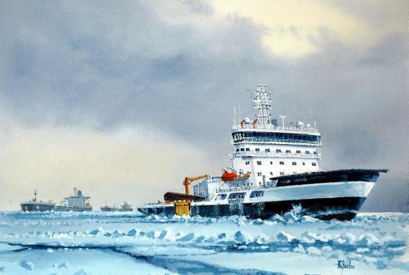 Finland Icebreaker