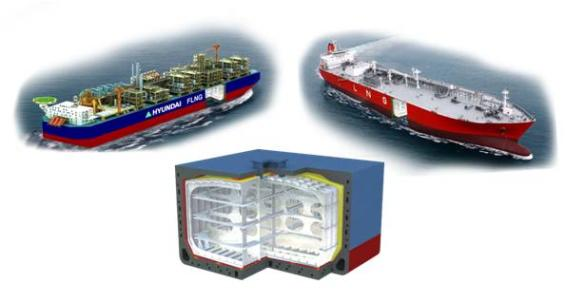 HHI LNG tanker