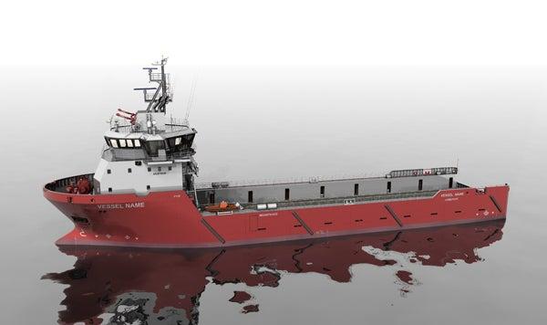KUMA shipping P128 design PSV