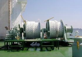 MHI deck machinery