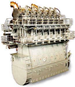 MHI-UEdiesel engine