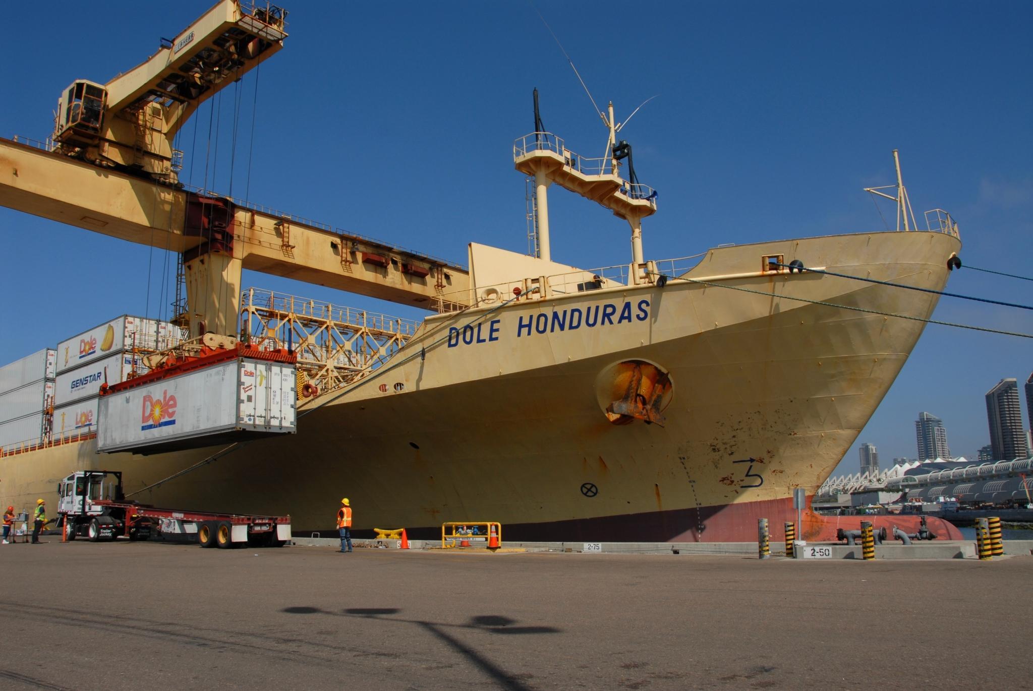 Port of San Diego -doleship2