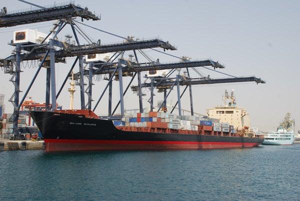 Port of Sohar