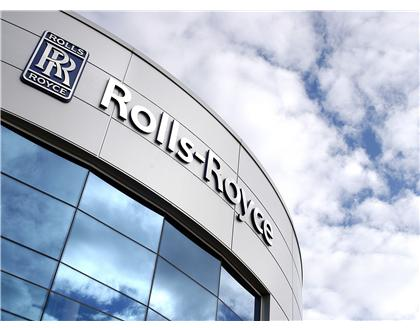Rolls-Royce facility- April 2013