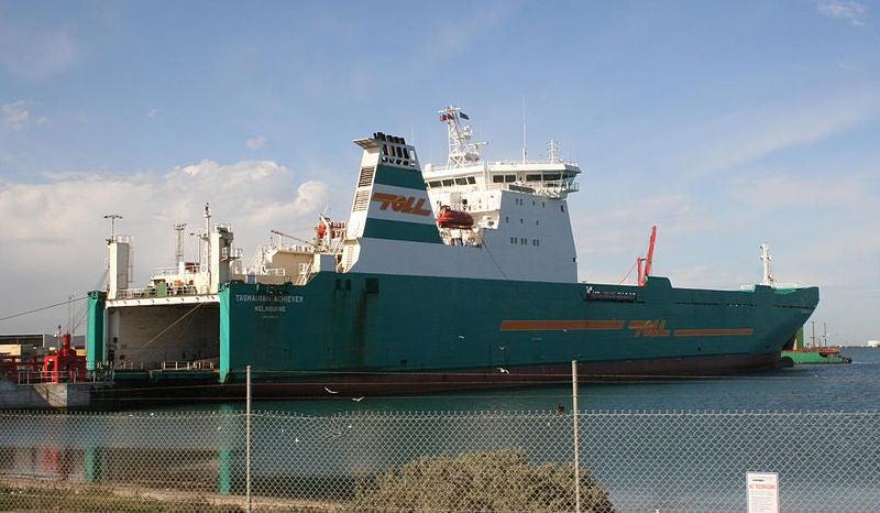 Webb Dock-Port of Melbourne