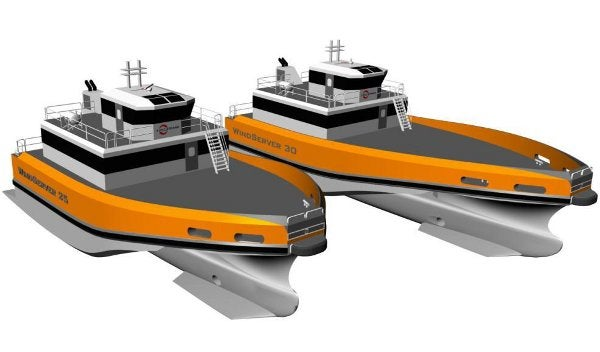 World Marine Offshore, wind farm support vessels
