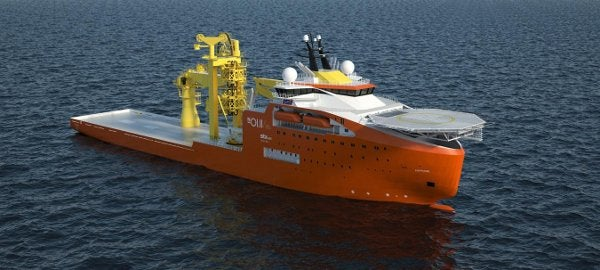Offshore Subsea Construction Vessel (OSCV)