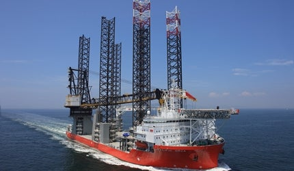 Pacific Orca is a purpose-built heavy-lift jack-up vessel owned by Swire Pacific Offshore.