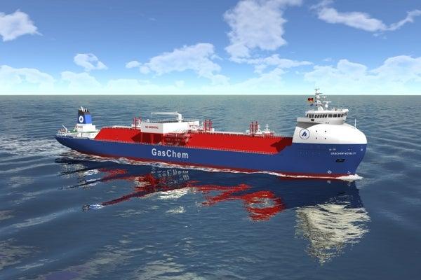 ECO STAR 36K Liquefied Ethylene Gas Carrier