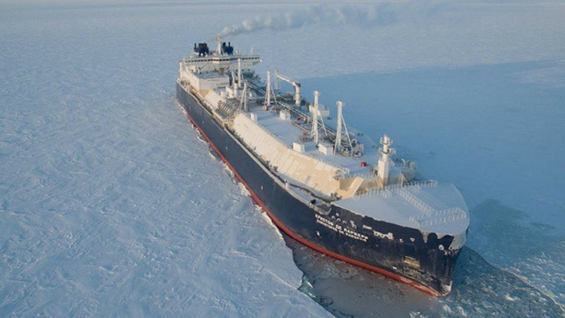 Christophe de Margerie Class Icebreaking LNG Carriers - Ship