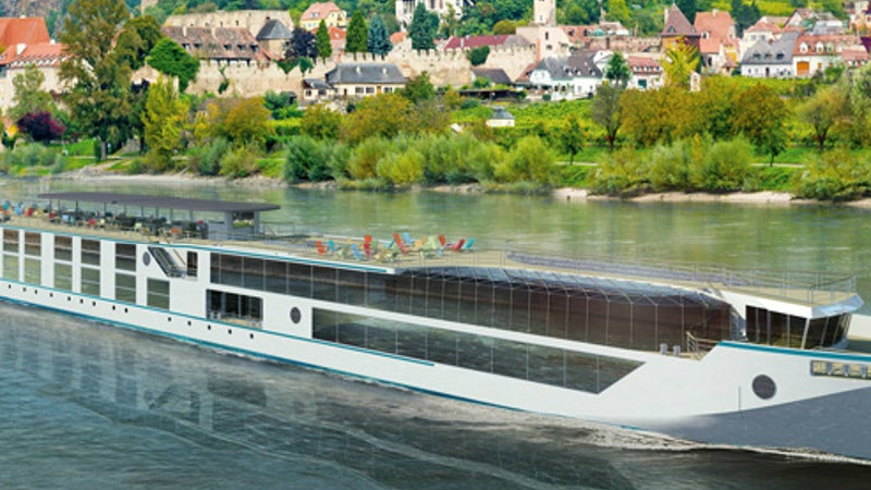 Crystal Debussy introduces four new river cruises into its fleet.