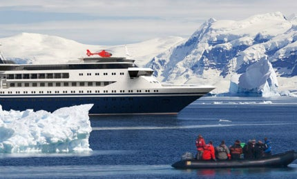 Knud E Hansen revealed the design of its latest 300 Pax Expedition Cruise Vessel in September 2015.